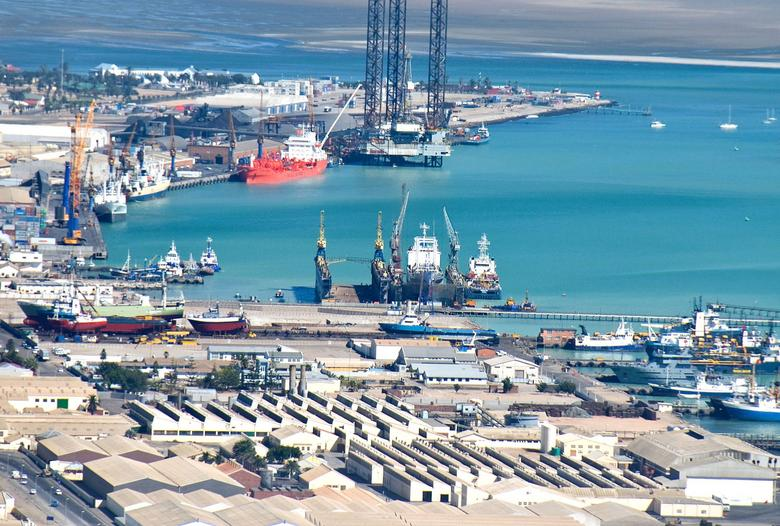 Walvis Bay Port